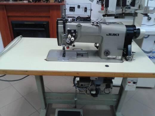 Dwuigłówka automatyczna JUKI LH-1162-4