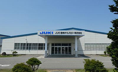 JUKI- TYGRYS Z JAPONII